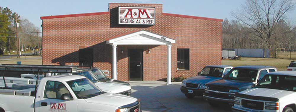 A & M Heating A/C & Refrig Inc